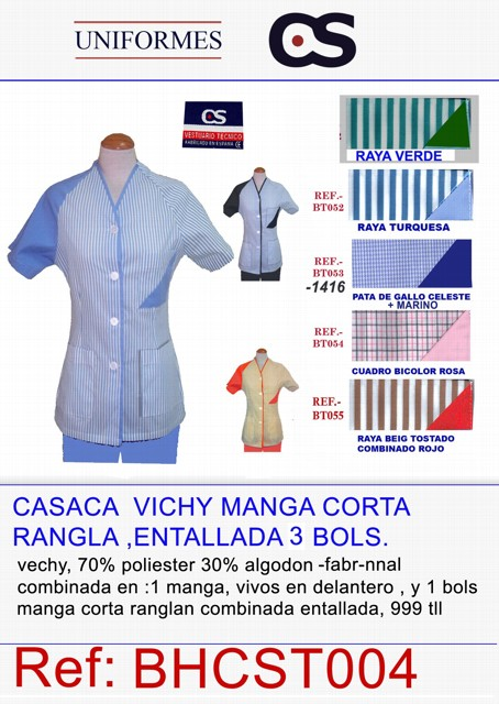 CASACA SRA PICO ENT RANGL TLL