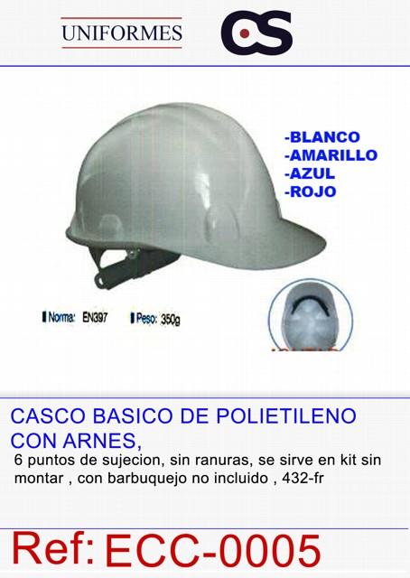 CASCO BASICO POLIETILENO P432
