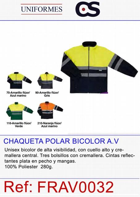 CHAQ.POLAR BICOLOR A.V P236