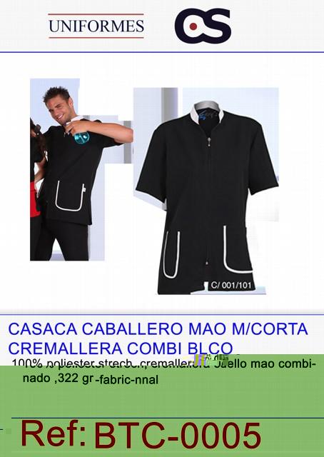 Ropa laboral online uniformes de la casa de las batas - La casa de los uniformes sevilla ...