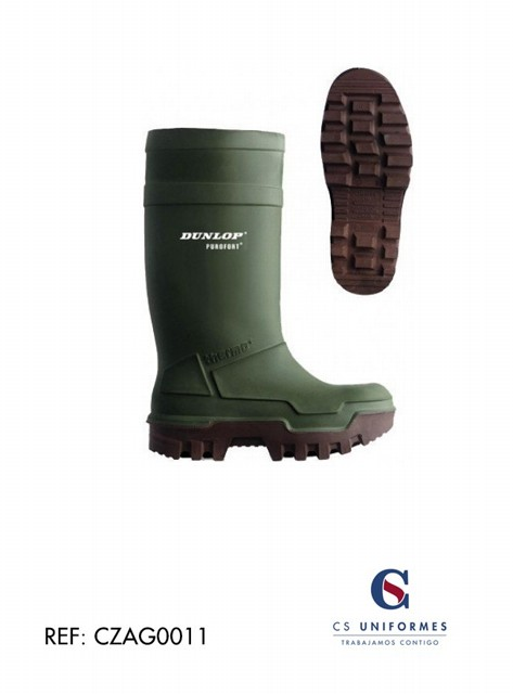 BOTA PUROFORT THERMO DUNLOP