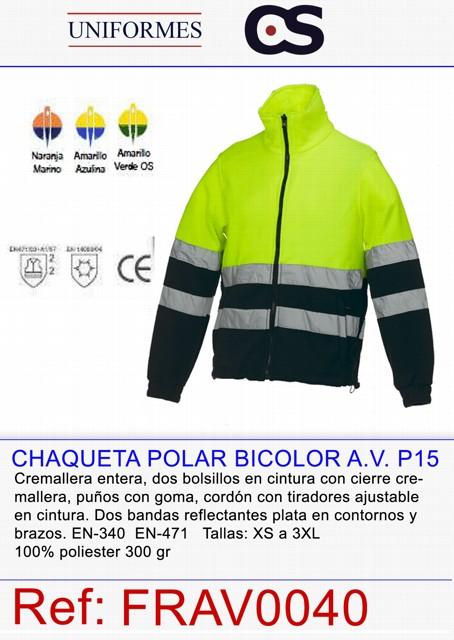 CHAQ. POLAR BICOLOR A.V. P
