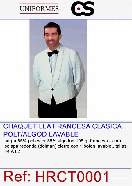 CHAQUET FRCSA/CRTA,BLCA TK ALF