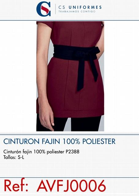 CINTURON FAJIN LAZO P2388